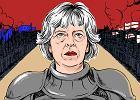 """Nowa Żelazna Dama. Jak """"cholernie trudna kobieta"""" rozwodzi Brytyjczyków z Unią Europejską"""
