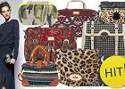 Wzorzyste torebki - ponad 70 propozycji!