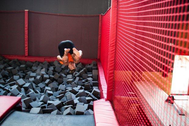 Damian i jego salto