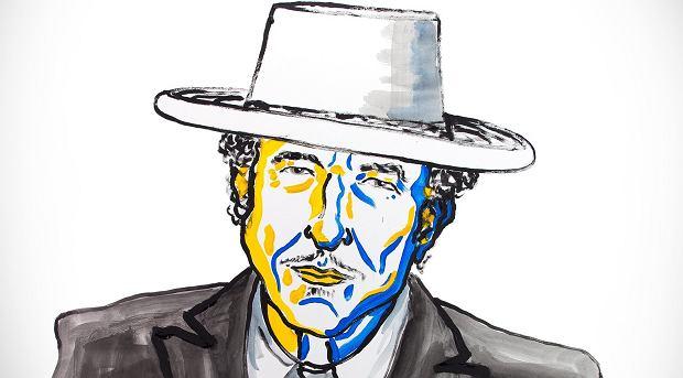 Bob Dylan laureatem Literackiego Nobla 2016. Wielka niespodzianka