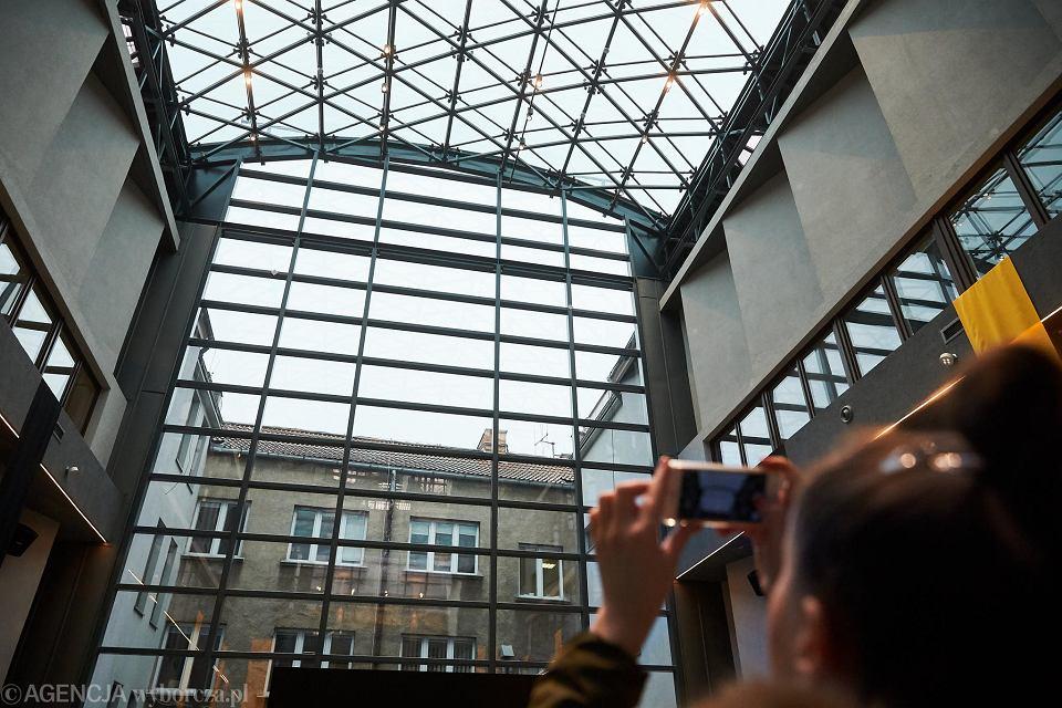 93d483a31b15c ASP w Gdańsku otworzyła zadaszone Patio. Pierwsze wydarzenia dla  mieszkańców już w lutym