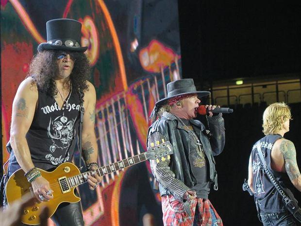 Guns N' Roses w Gdańsku