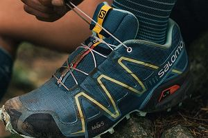 Buty trailowe oraz trekkingowe dla mężczyzn kultowej marki Salomon