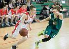 Koszykówka. Porażki juniorów w strefie