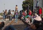 Chorwacja odsyła imigrantów na Węgry. Tymczasem do Europy przybywają ich kolejne tysiące