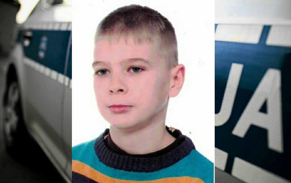 Poszukiwany 14-letni Kacper Osmański