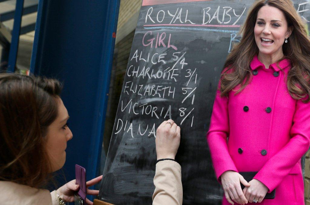 Kate Middleton Księżna Kate royal baby