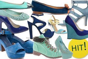 HIT: buty w odcieniach niebieskiego