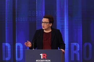 Deforma minister Zalewskiej