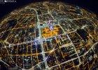 Warszawa nocą z pokładu śmigłowca. Wiedzieliśmy, że jest piękna, ale nie aż tak!