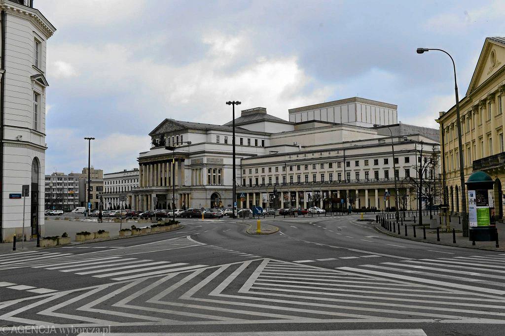 Teatr Wielki Opera Narodowa / WALDEMAR GORLEWSKI