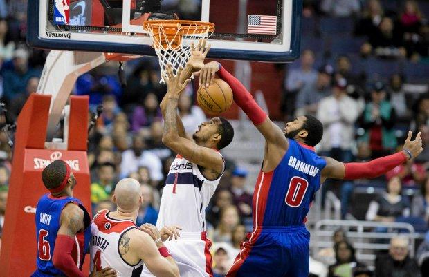 NBA. Drummond najlepszym koszykarzem Meczu Wschodz�cych Gwiazd