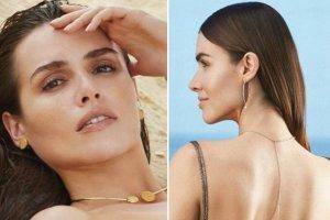 Marta Żmuda Trzebiatowska została ambasadorką marki Apart. Sesja promująca najnowszą kolekcję biżuterii odbyła się w Portugalii. Aktorka pozuje w pięknych plenerach, ale to od niej nie można oderwać wzroku: pięknej, naturalnej i seksownej.