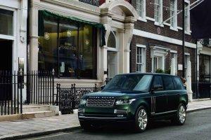 Range Rover | Luksus i wysoka cena dla my�liwego