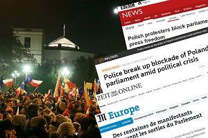 Polska awantura w najważniejszych światowych mediach. Co o nas piszą