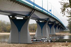 Lubelskie. Nowy most na Wi�le nazwany imieniem Edwarda Wojtasa