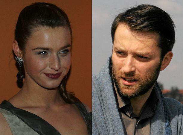 Julia Kami�ska i Filip Bobek znowu razem na ekranie