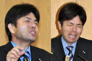 Nowy hit internetu: Płaczący polityk przeprasza, że wydał pieniądze podatników