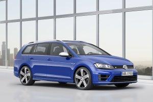 Salon Los Angeles 2014 | Volkswagen Golf R Variant | Szybka paczka