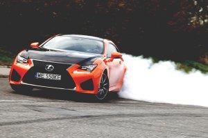 Lexus RC-F | Test | Przepis (nie) na sukces