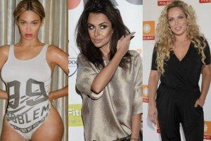 Beyonce, Natalia Siwiec, Joanna Liszowska