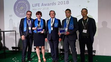 Naukowcy z Uniwersytetu Łódzkiego z nagrodą Best of The Best