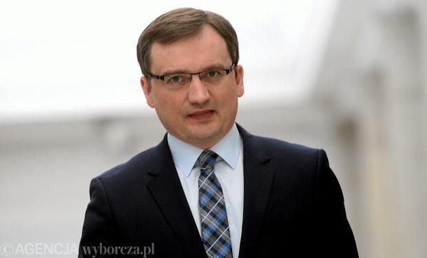 Zbigniew Ziobro - minister sprawiedliwości. Życiorys, poglądy [SYLWETKA]