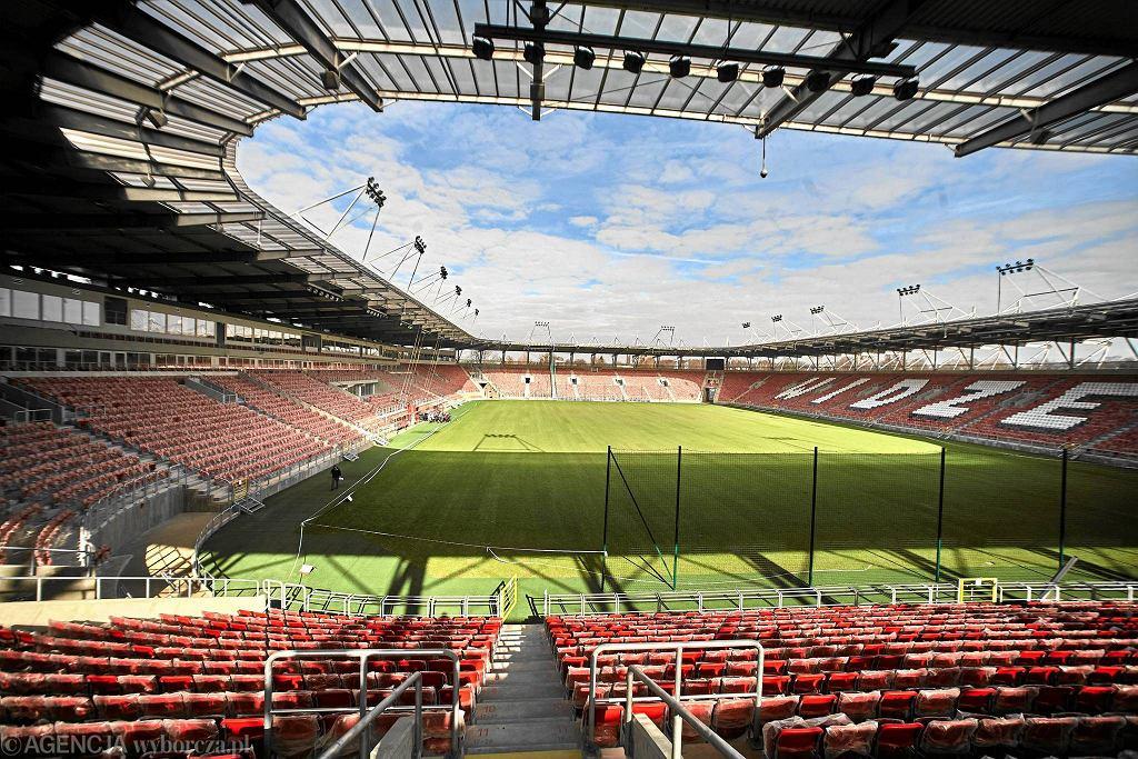 Nowy stadion Widzewa Łódź