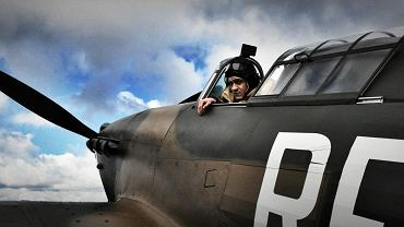 Kadr z filmu '303. Bitwa o Anglię'.
