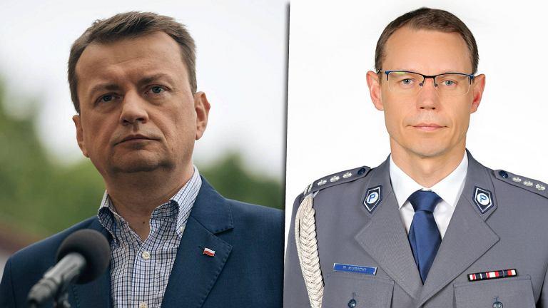 Mariusz Błaszczak / Rafał Kubicki