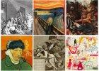 Upiorne potwory, cienie, ostre kolory. Jak malarze pokazywali chorob� psychiczn�?