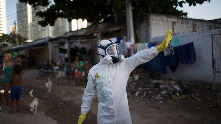 Wirus rozprzestrzenia się głównie w krajach Ameryki Łacińskiej