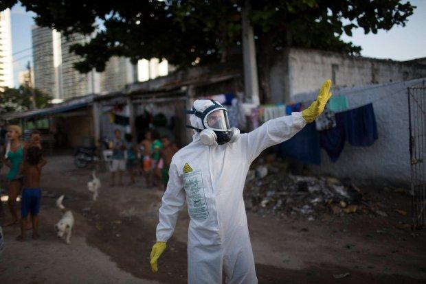 Wirus rozprzestrzenia si� g��wnie w krajach Ameryki �aci�skiej