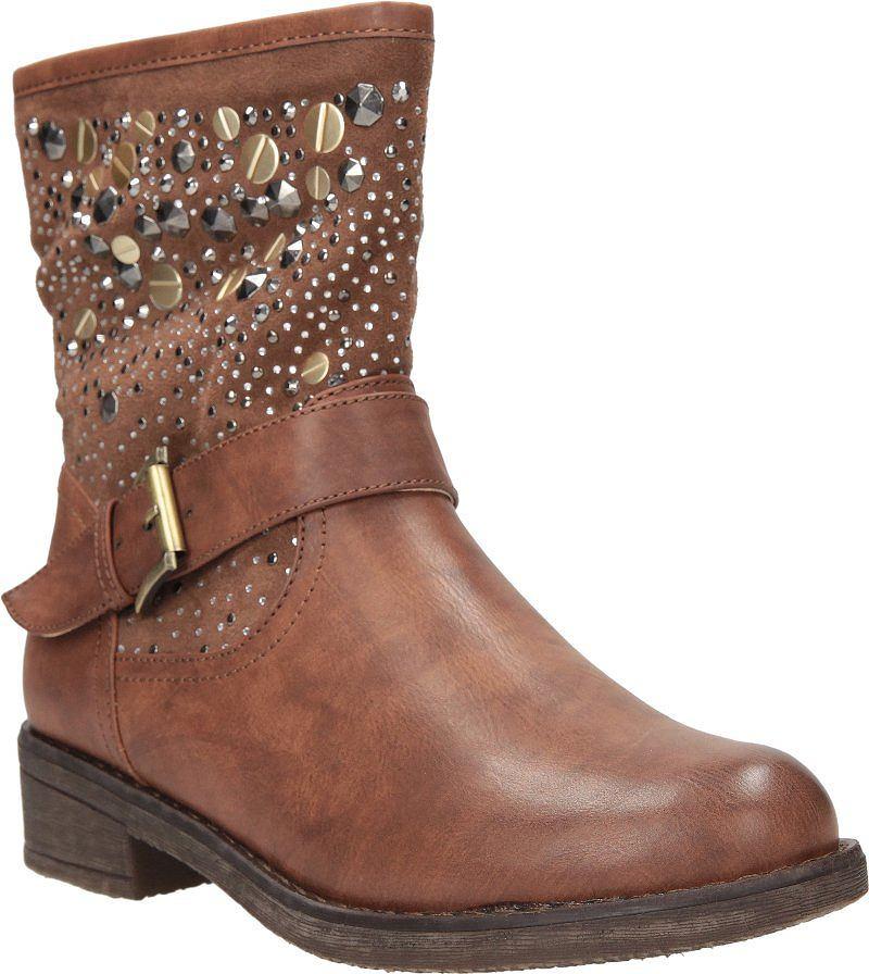 10e1f0b3 Wyprzedaże: zimowe buty z CCC do 100 zł
