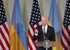 Biden w Kijowie: Rosjo, zabierz zielone ludziki!