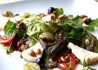 Sałatka z winogronami i serem taleggio - Zdjęcia