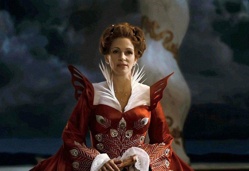 Julia Roberts w filmie 'Królewna Śnieżka' (2012)  / Materiały prasowe