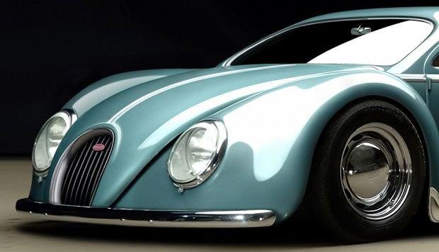 zdj cie nr 2 w galerii bugatti veyron z 1945 roku. Black Bedroom Furniture Sets. Home Design Ideas