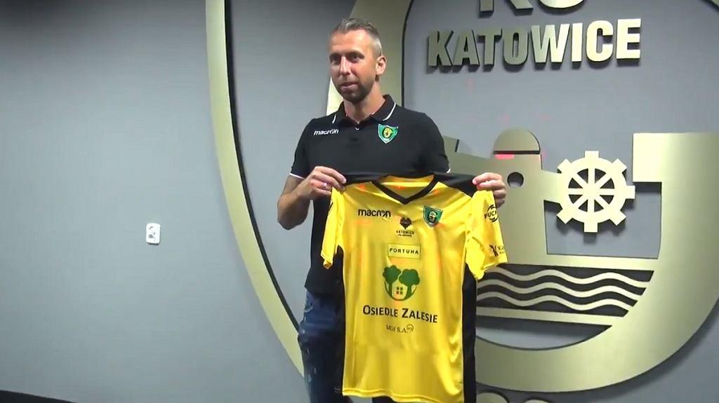 Jakub Wawrzyniak nowym zawodnikiem GKS-u Katowice