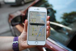 Aplikacja Ubera pokazuje już jak dobrym jesteś... pasażerem. Ocenią cię kierowcy