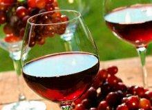 Czerwone wino z czerwonych winogron - ugotuj