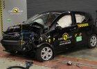 Wideo | Euro NCAP rozbi� C-Klas� i i10
