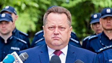Wiceszef MSWiA Jarosław Zieliński