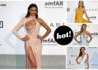 Supermodelki na dorocznej gali amfAR - seksowna Irina Shayk, odwa�na Lara Stone, elegancka Natasha Poly i tandetna Heidi Klum
