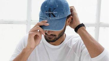 Modne czapki z daszkiem znanych marek - Hugo Boss, Calvin Klein, Tommy Hilfiger