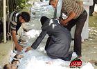 Sarin zabija w Syrii. Atak chemiczny punktem zwrotnym w wojnie domowej?