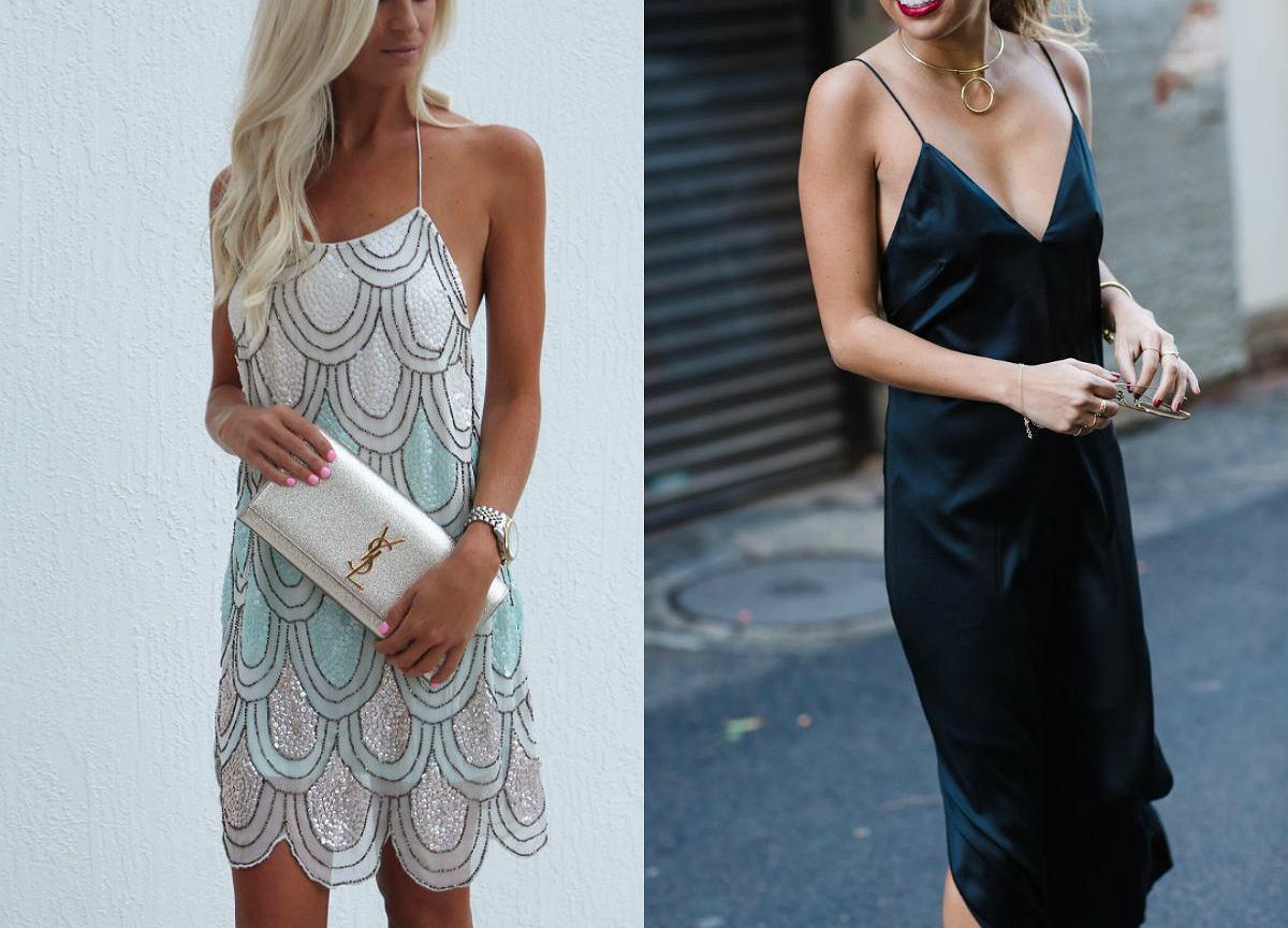 84c20b6ed7 Sukienka na cienkich ramiączkach - podpowiadamy jak ją nosić