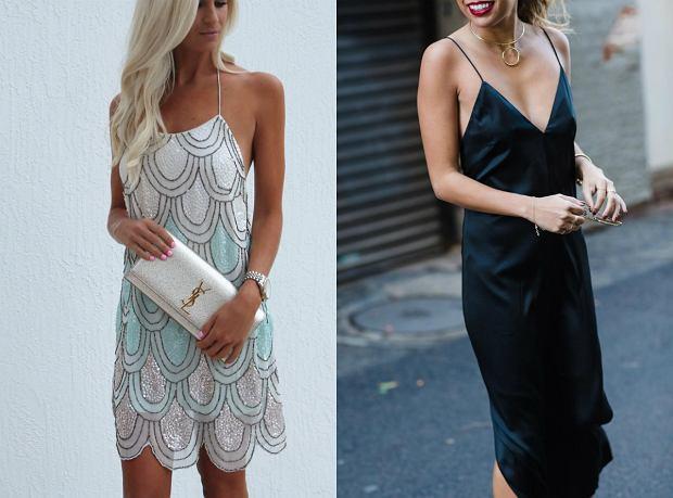 a361907998 Sukienka na cienkich ramiączkach - podpowiadamy jak ją nosić