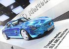 Motor Show Pozna� 2013 | Mocne trio Mercedesa