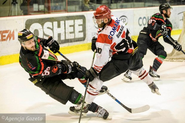Zdjęcie numer 4 w galerii - Comarch Cracovia chce pokazać w Lidze Mistrzów, że polski hokej nie jest najgorszy